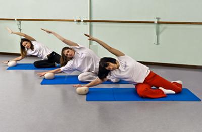 Pilates per tono muscolare