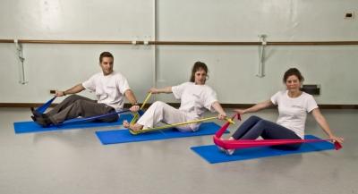 Corso Pilates posturale per migliorare la postura.